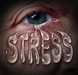 stress en werk